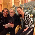 """""""Backstage Bei Hello Dolly"""" Mit Maximilian Schell Und Mandy Garbrecht"""