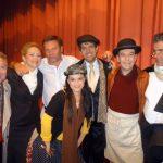 """Backstage Bei My Fair Lady"" Mit Martin Berger, Merle Krammer, Prof. Dr. Michael Lakner, Theresa Grabner- Ertl, Dr. Wolfgang Gerold Und Matthias Schuppli"