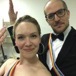 """Nach Der Premiere Von """"Farbenreiche- Das Fantasymusical"""" Mit Simone Niederer"""