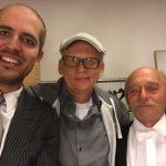 """Backstage Bei Der Fledermaus"" Mit Oliver Baier Und KS Josef Forstner"