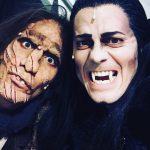 Backstage Mit Mark Seibert Während Tanz Der Vampire