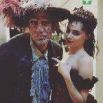 Backstage Bei Tanz Der Vampire Mit Diana Schnierer