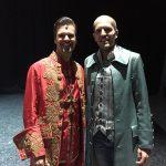 """Backstage Bei Mozart"" Mit Carl Van Wegberg"