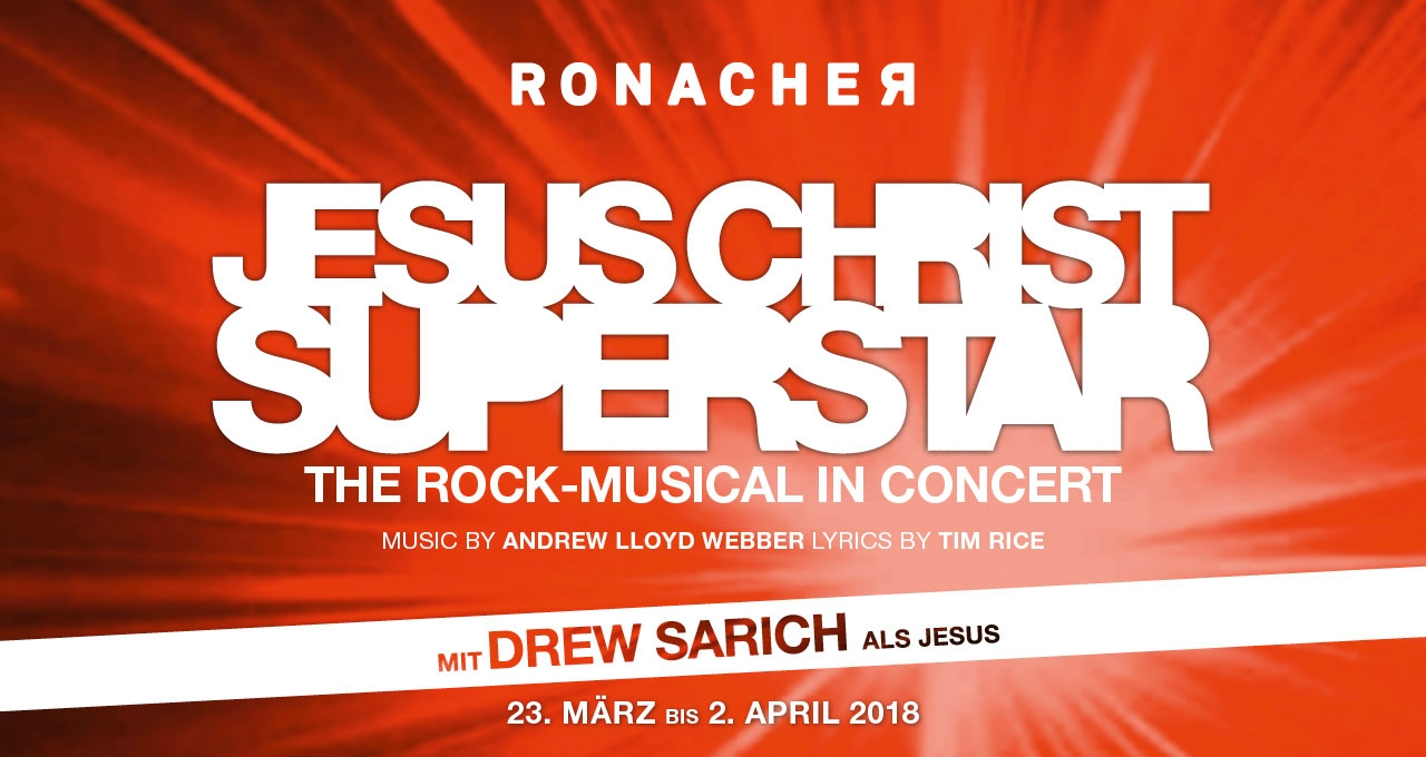 JESUS CHRIST SUPERSTAR IM RONACHER