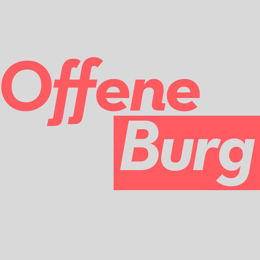 OFFENE BURG: STADTRECHERCHEN