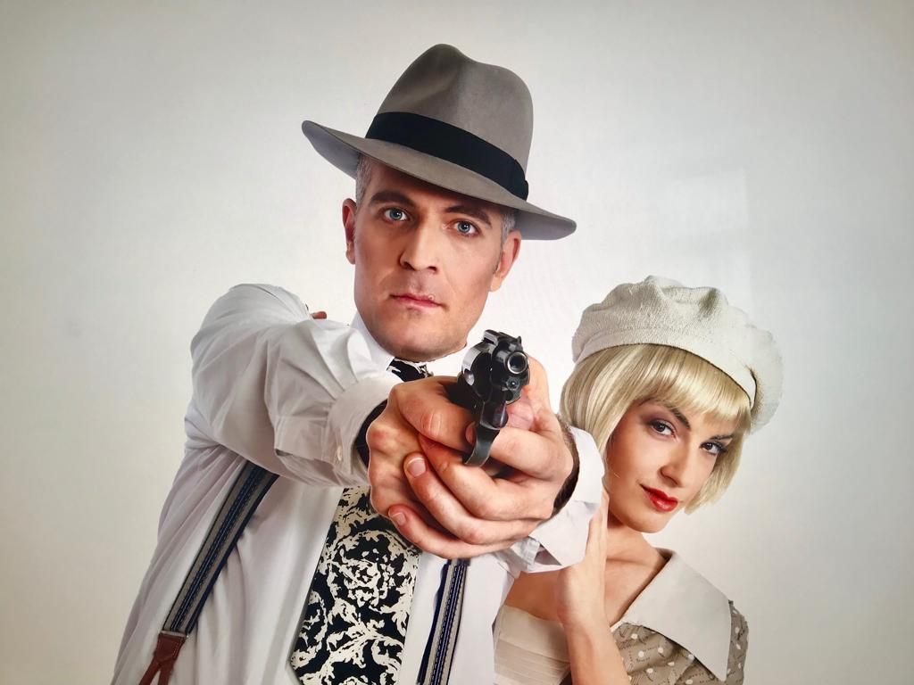 """""""Zwei Wie Bonnie Und Clyde"""" Mit Bernadette Mezgolits"""